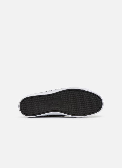 Deportivas Polo Ralph Lauren Shaw-Sneakers-Vulc Negro vista de arriba