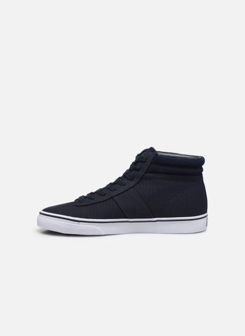 Baskets Polo Ralph Lauren Shaw-Sneakers-Vulc Bleu vue face