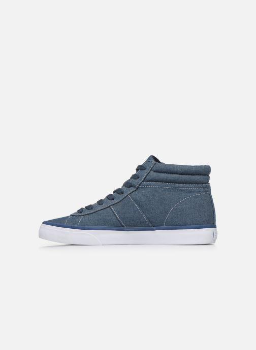 Baskets Polo Ralph Lauren Shaw-Sneakers-Vulc Bleu vue face
