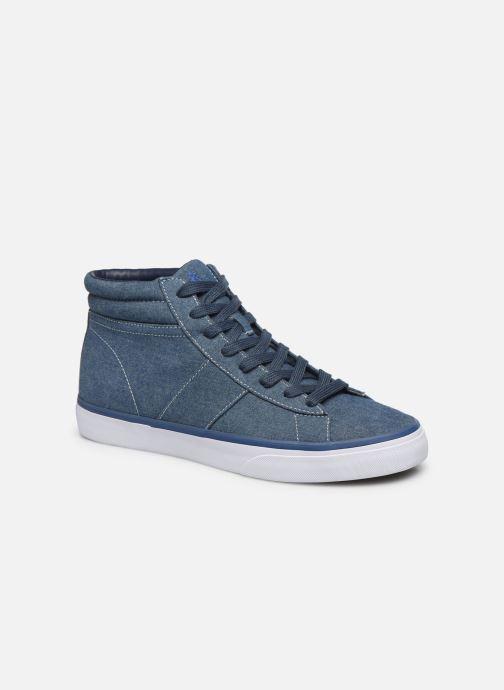 Baskets Polo Ralph Lauren Shaw-Sneakers-Vulc Bleu vue détail/paire
