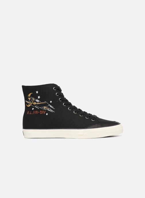 Baskets Polo Ralph Lauren Solomon-Ne-Sneakers-Vulc Noir vue derrière