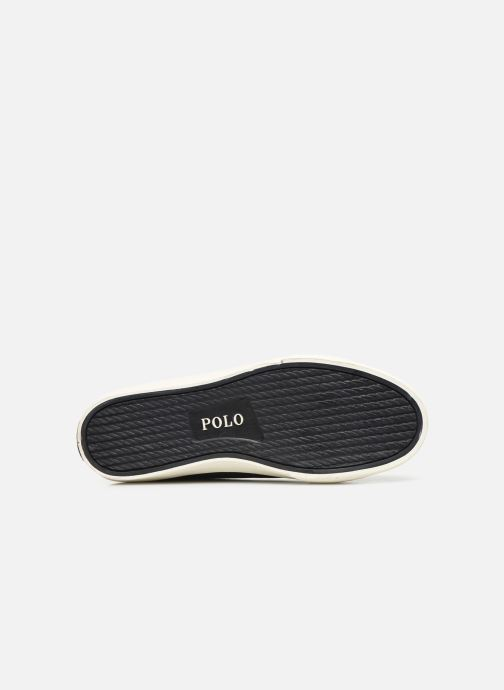 Sneakers Polo Ralph Lauren Solomon-Ne-Sneakers-Vulc Zwart boven