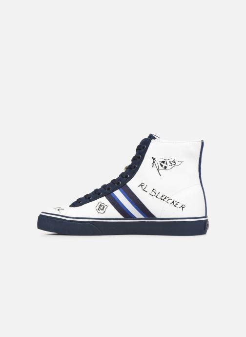 Baskets Polo Ralph Lauren Solomon Ii-Sneakers-Vulc Bleu vue face