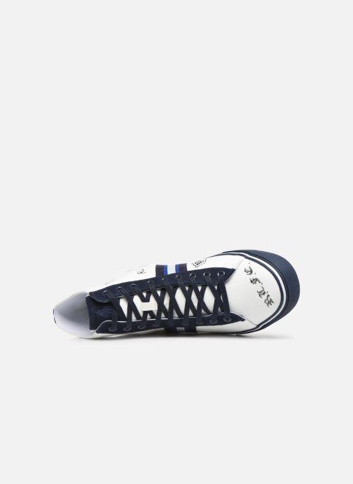 Baskets Polo Ralph Lauren Solomon Ii-Sneakers-Vulc Bleu vue gauche