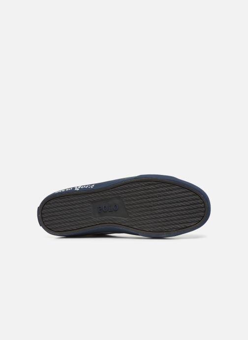 Baskets Polo Ralph Lauren Solomon Ii-Sneakers-Vulc Bleu vue haut