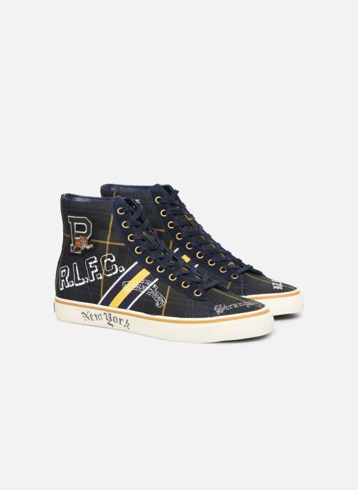 Baskets Polo Ralph Lauren Solomon Ii-Sneakers-Vulc Multicolore vue 3/4
