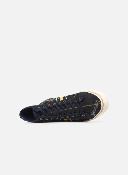 Trainers Polo Ralph Lauren Solomon Ii-Sneakers-Vulc Multicolor view from the left