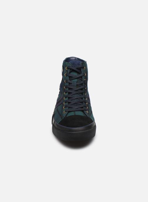Baskets Polo Ralph Lauren Solomon Ii-Sneakers-Vulc Multicolore vue portées chaussures