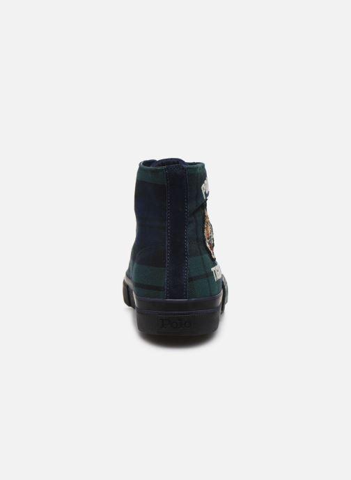Baskets Polo Ralph Lauren Solomon Ii-Sneakers-Vulc Multicolore vue droite