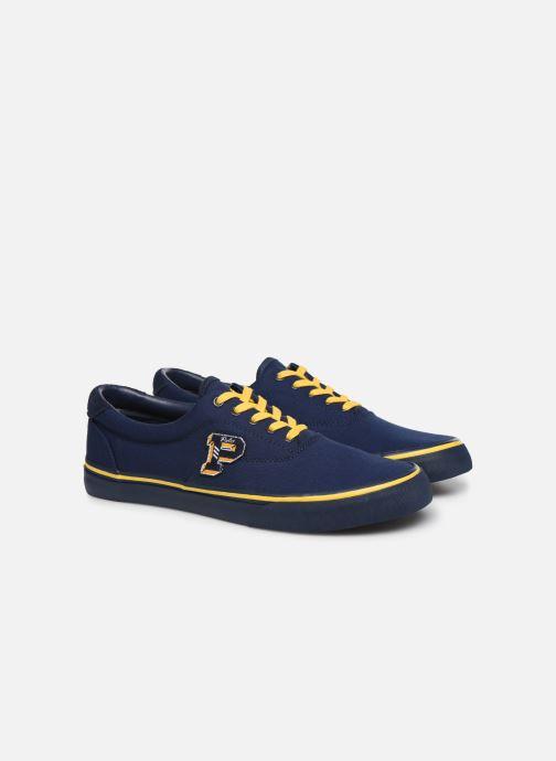 Baskets Polo Ralph Lauren Thrtn Iii Ne-Sneakers-Vulc Bleu vue 3/4