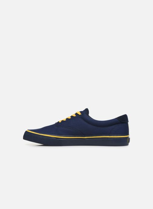 Sneakers Polo Ralph Lauren Thrtn Iii Ne-Sneakers-Vulc Azzurro immagine frontale