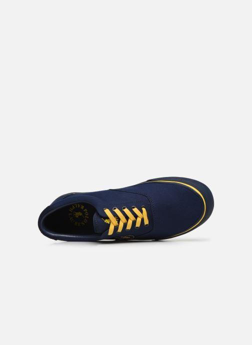Sneakers Polo Ralph Lauren Thrtn Iii Ne-Sneakers-Vulc Azzurro immagine sinistra