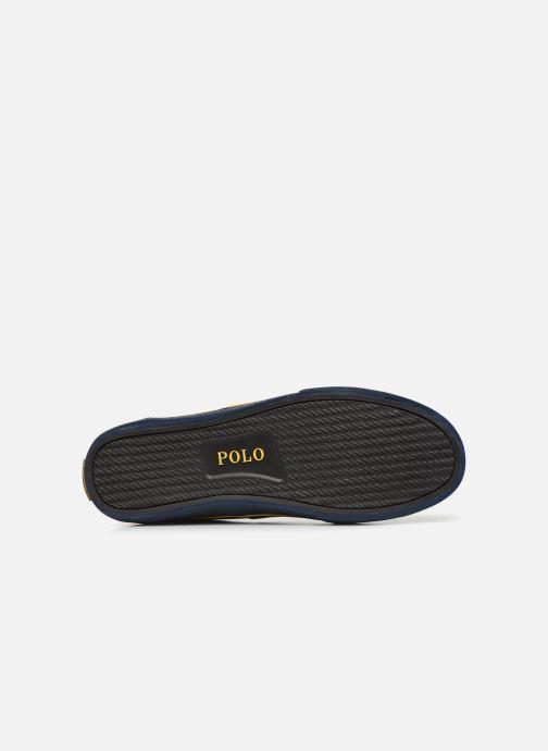 Baskets Polo Ralph Lauren Thrtn Iii Ne-Sneakers-Vulc Bleu vue haut