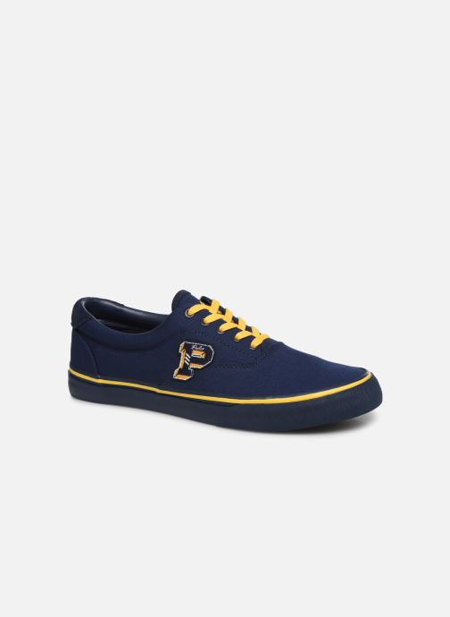 Baskets Polo Ralph Lauren Thrtn Iii Ne-Sneakers-Vulc Bleu vue détail/paire