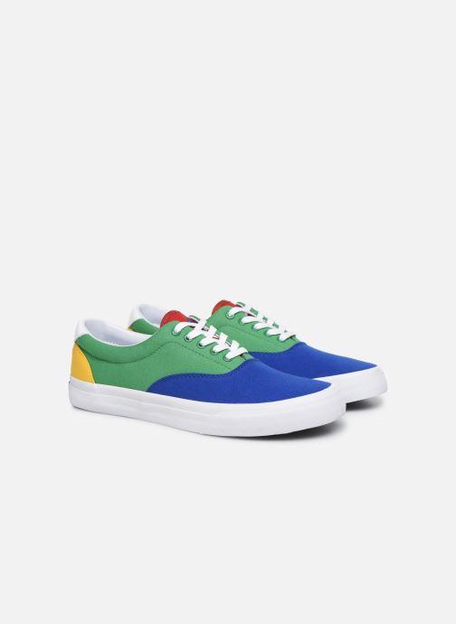 Baskets Polo Ralph Lauren Thrtn Iii Ne-Sneakers-Vulc Multicolore vue 3/4