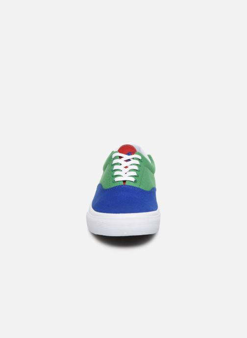 Baskets Polo Ralph Lauren Thrtn Iii Ne-Sneakers-Vulc Multicolore vue portées chaussures