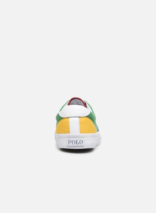 Baskets Polo Ralph Lauren Thrtn Iii Ne-Sneakers-Vulc Multicolore vue droite