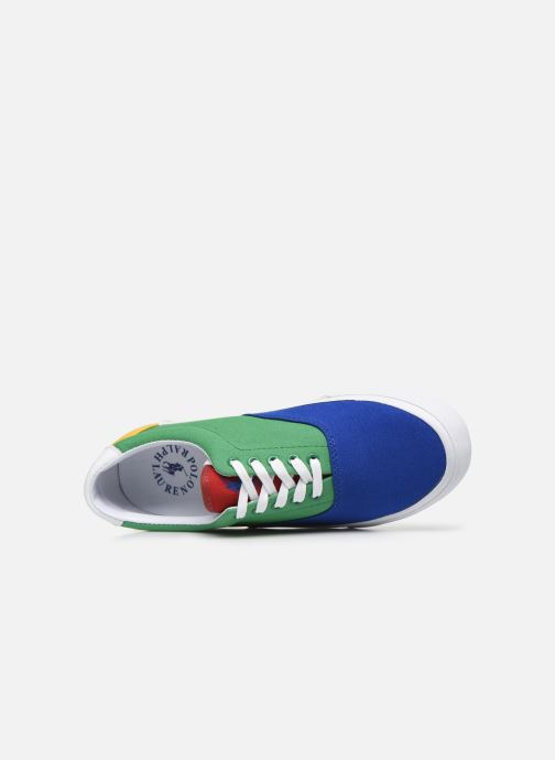 Trainers Polo Ralph Lauren Thrtn Iii Ne-Sneakers-Vulc Multicolor view from the left