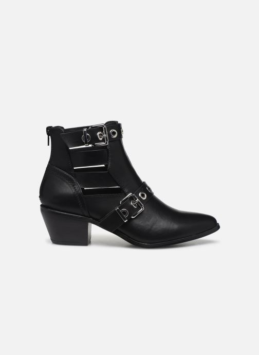 Stivaletti e tronchetti ONLY ONLTOBIO PU CUT OUT BUCKLE BOOT Nero immagine posteriore