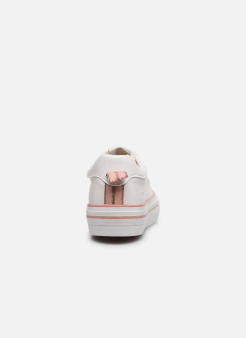 Sneakers ONLY ONLSAILOR PU DETAIL SNEAKER Wit rechts
