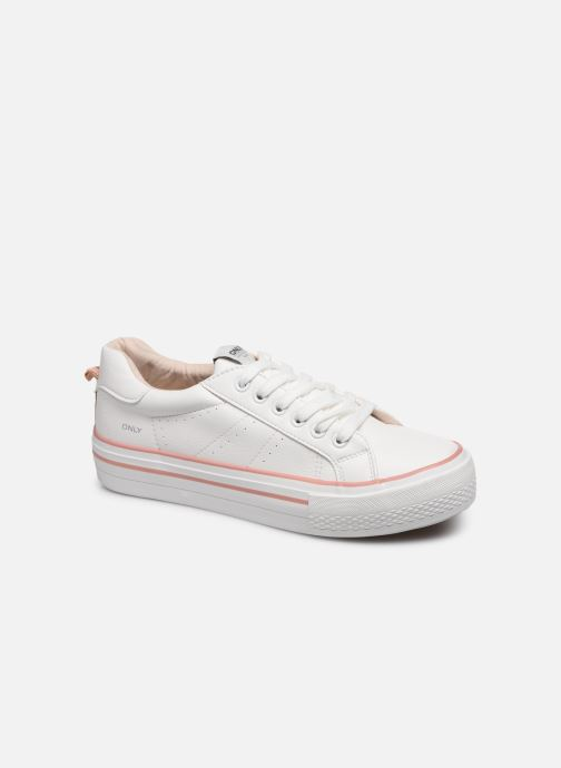 Sneakers ONLY ONLSAILOR PU DETAIL SNEAKER Wit detail