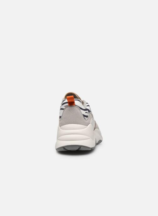 Baskets ONLY ONLSTORM MIX CHUNKY SNEAKER Beige vue droite
