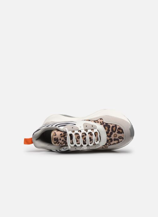 Sneakers ONLY ONLSTORM MIX CHUNKY SNEAKER Beige immagine sinistra