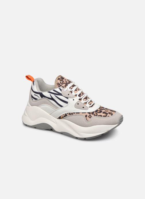 Sneakers ONLY ONLSTORM MIX CHUNKY SNEAKER Beige detail