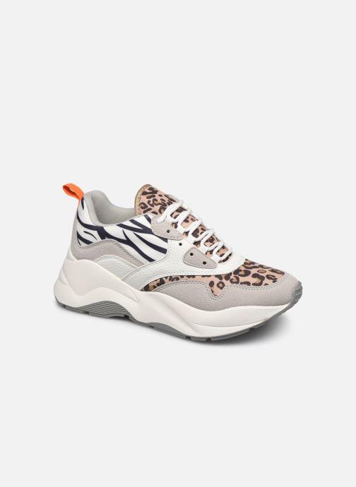 Sneakers ONLY ONLSTORM MIX CHUNKY SNEAKER Beige vedi dettaglio/paio