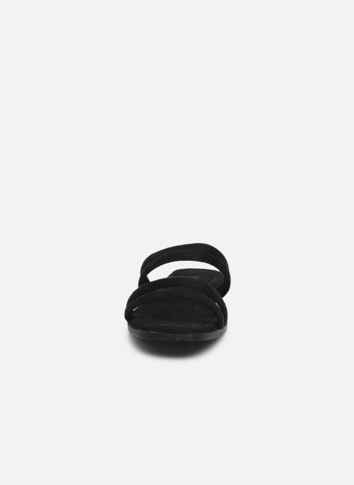 Zuecos ONLY ONLMIA STRAP SLIP ON Negro vista del modelo