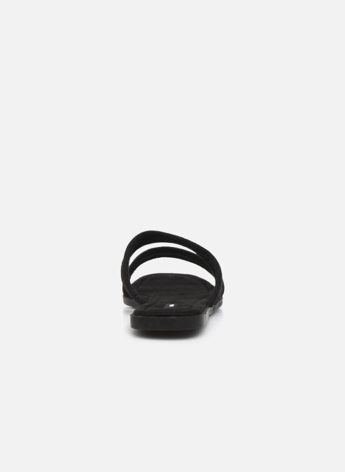 Zuecos ONLY ONLMIA STRAP SLIP ON Negro vista lateral derecha