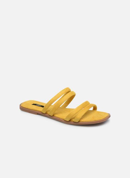 Clogs & Pantoletten ONLY ONLMIA STRAP SLIP ON gelb detaillierte ansicht/modell