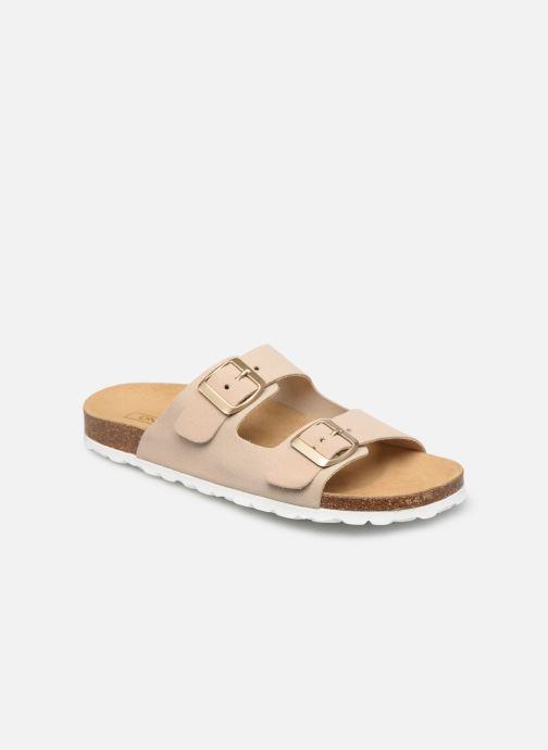 Clogs & Pantoletten ONLY ONLMADISON SUEDE SLIP ON beige detaillierte ansicht/modell