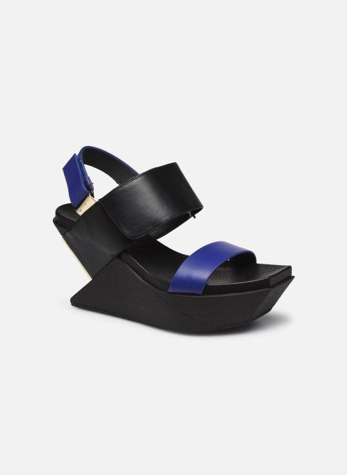 Sandali e scarpe aperte United Nude DELTA WEDGE SANDAL Nero vedi dettaglio/paio
