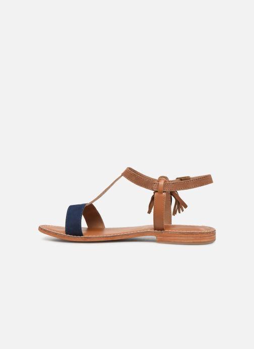 Sandalen L'Atelier Tropézien IL213 Blauw voorkant