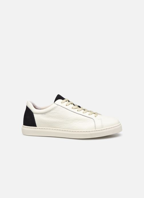 Sneakers Selected Homme SLHDAVID CONTRAST TRAINER W Bianco immagine posteriore