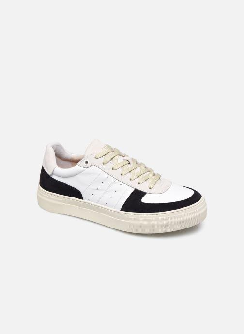 Sneaker Selected Homme SLDURAN RETRO TRAINER W weiß detaillierte ansicht/modell