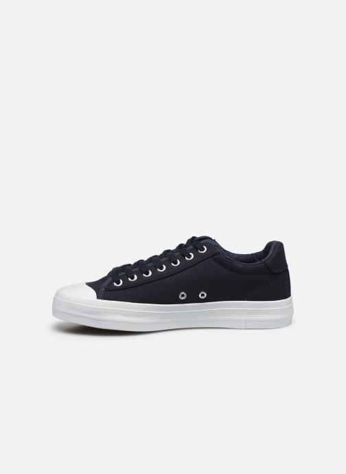 Sneakers Selected Homme SLHSIMON CANVAS TRAINER W Azzurro immagine frontale