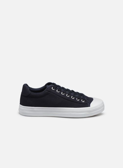 Sneakers Selected Homme SLHSIMON CANVAS TRAINER W Azzurro immagine posteriore