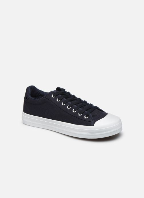 Sneakers Mænd SLHSIMON CANVAS TRAINER W