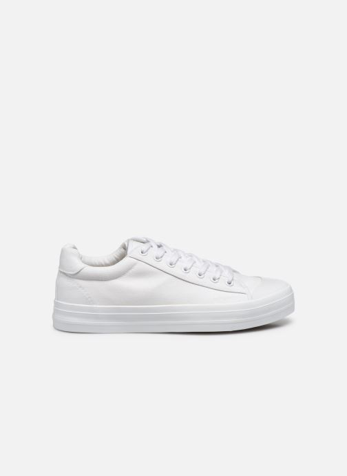 Deportivas Selected Homme SLHSIMON CANVAS TRAINER W Blanco vistra trasera