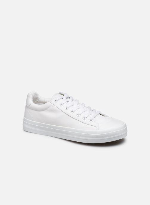Sneaker Selected Homme SLHSIMON CANVAS TRAINER W weiß detaillierte ansicht/modell