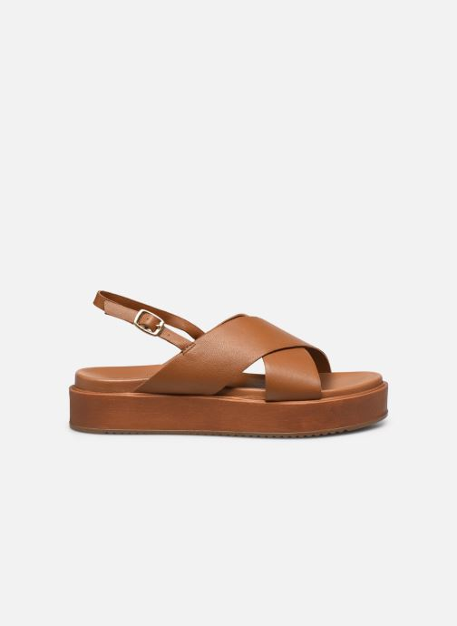 L\'Atelier Tropézien CHU417 (Bruin) - Sandalen  Bruin (TAUPE C) - schoenen online kopen