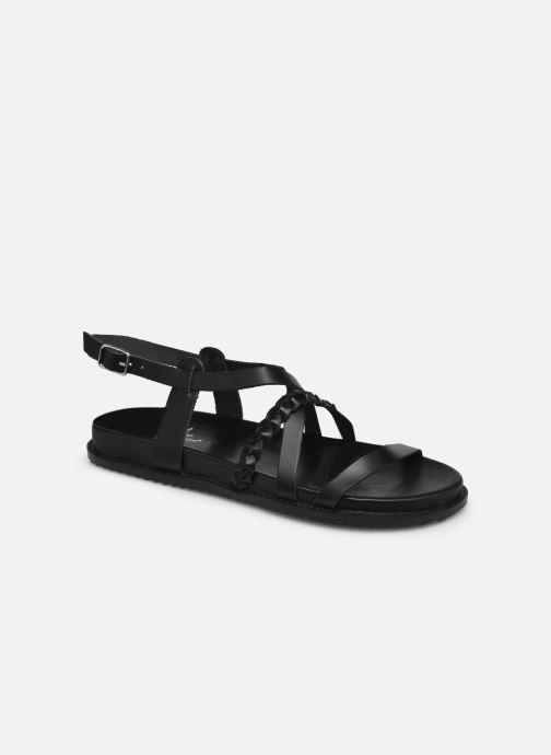 Sandales et nu-pieds L'Atelier Tropézien SH339 Noir vue détail/paire