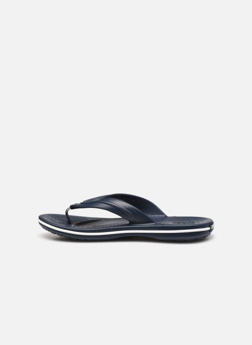 Slippers Crocs Crocband Flip GS Blauw voorkant