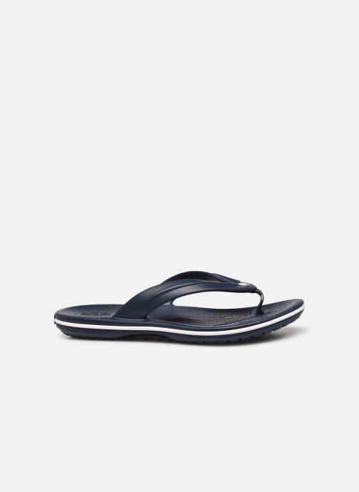 Slippers Crocs Crocband Flip GS Blauw achterkant
