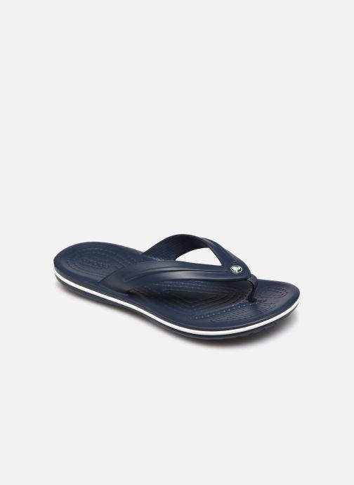 Slippers Crocs Crocband Flip GS Blauw detail