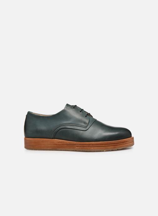 Chaussures à lacets Neosens Baco S060 Vert vue derrière