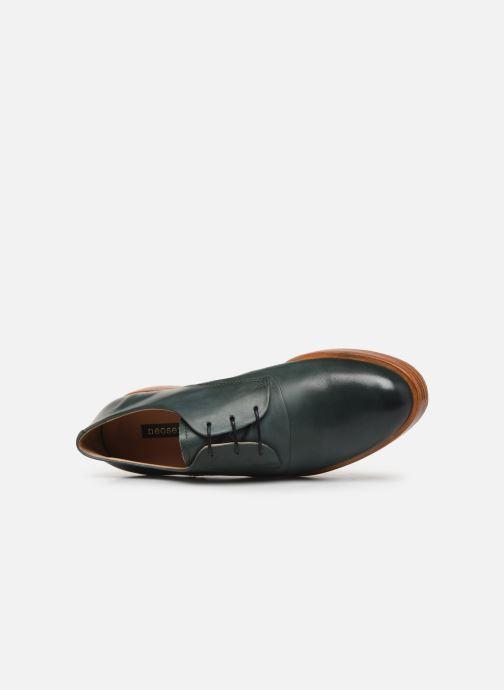 Chaussures à lacets Neosens Baco S060 Vert vue gauche