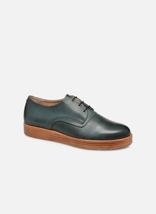 Chaussures à lacets Neosens Baco S060 Vert vue détail/paire